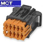 10 way Molex automotive female housing connector MCT98816-1011