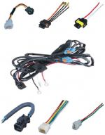 auto motorcycle wire harness parts-automotive wiring harness